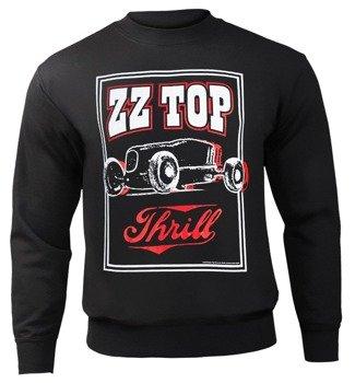 bluza ZZ TOP - THRILL, bez kaptura