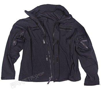 bluza taktyczna SOFT SHELL JACKET BLACK