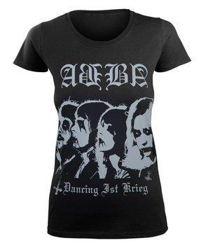 bluzka damska ABBA - DANCING IST KRIEG