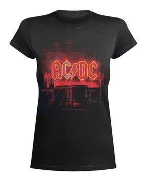 bluzka damska AC/DC - PWR STAGE