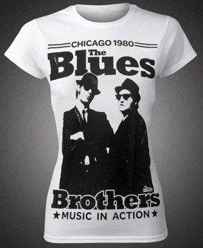 bluzka damska BLUES BROTHERS - CHICAGO 1980