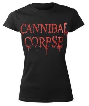 bluzka damska CANNIBAL CORPSE - DRIPPING LOGO