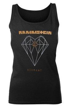 bluzka damska RAMMSTEIN - DIAMANT na ramiączkach