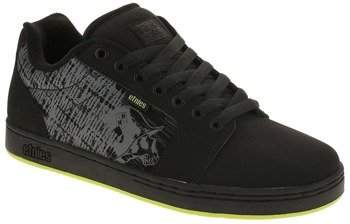 buty METAL MULISHA - ETNIES BARGE XL BLACK LIME