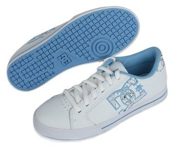buty damskie DC Journal (WHITE/HERITA BLUE)