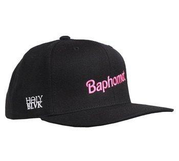 czapka BAPHOMET PINK