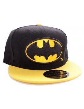 czapka BATMAN - BASIC LOGO BLACK