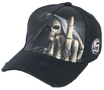 czapka BONE FINGER