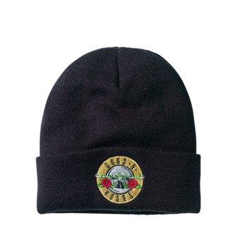 czapka GUNS 'N ROSES - DRUM, zimowa