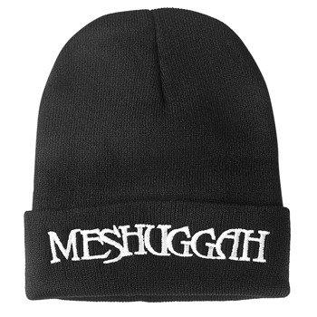 czapka MESHUGGAH - WHITE LOGO, zimowa