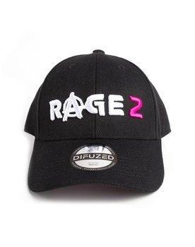 czapka RAGE 2 - LOGO