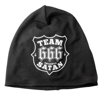 czapka zimowa AMENOMEN - TEAM SATAN (OMEN082CZAP)