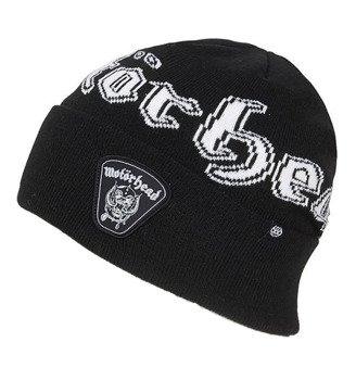 czapka zimowa MOTORHEAD - LOGO