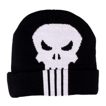czapka zimowa PUNISHER - PUNISHER  BIG HEAD
