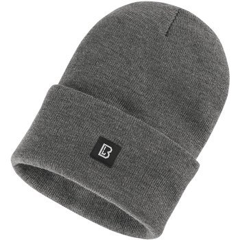 czapka zimowa WATCH CAP RACK anthra melange