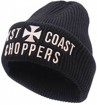 czapka zimowa WEST COAST CHOPPERS - CROSS RIB BEANIE