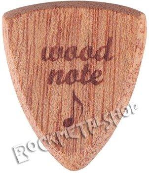 drewniana kostka do gitary WOODNOTE Bull Shield - TIAMA