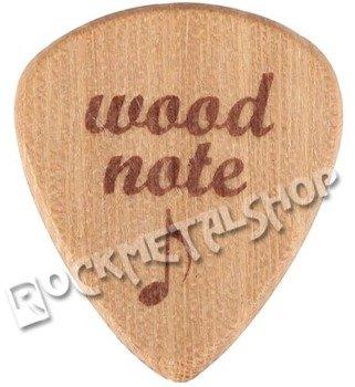 drewniana kostka do gitary WOODNOTE Tearwood - AKACJA