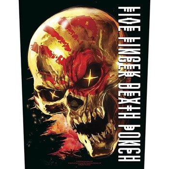 ekran FIVE FINGER DEATH PUNCH - AND JUSTICE FOR NONE