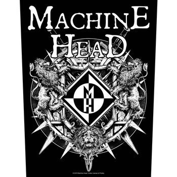 ekran MACHINE HEAD - CREST