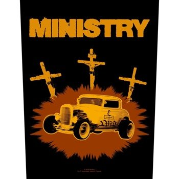 ekran MINISTRY - JESUS BUILT MY HOTROD