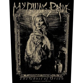 ekran MY DYING BRIDE - THE GHOST OF ORION WOODCUT