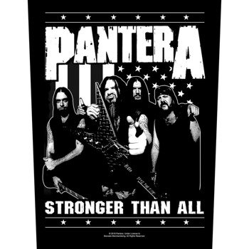 ekran PANTERA - STRONGER THAN ALL