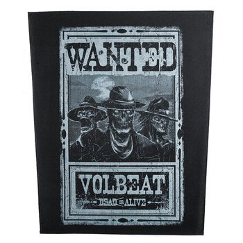ekran VOLBEAT - WANTED