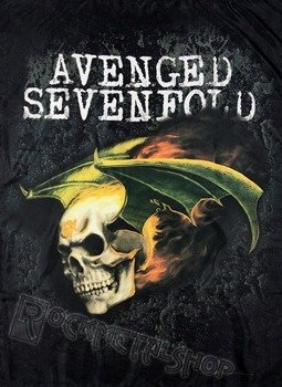 flaga AVENGED SEVENFOLD - FLYING DEATHBAT