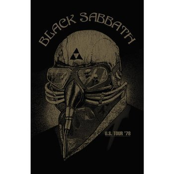 flaga BLACK SABBATH - US TOUR '78
