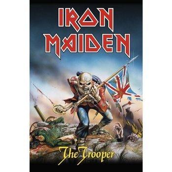 flaga IRON MAIDEN -  THE TROOPER