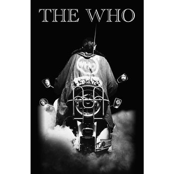 flaga THE WHO - QUADROPHENIA