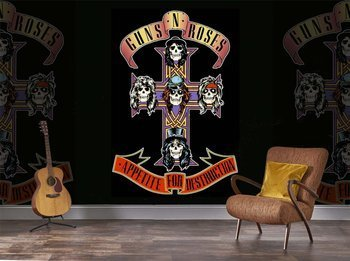 fototapeta GUNS N' ROSES - APPETITE FOR DESTRUCTION