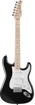 gitara elektryczna JAY TURSER JT-300M-BK Black