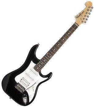 gitara elektryczna WASHBURN WS 300 H black