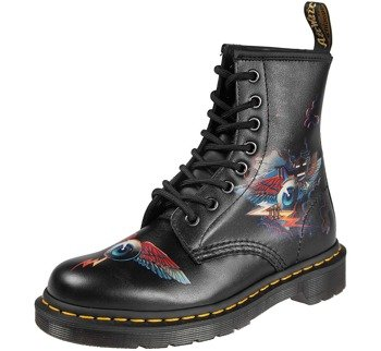 glany DR. MARTENS - DM 1460 RG EYE MULTI RICK GRIFFIN EYE BACKHAND (DM24875102)
