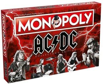 gra planszowa AC/DC - MONOPOLY