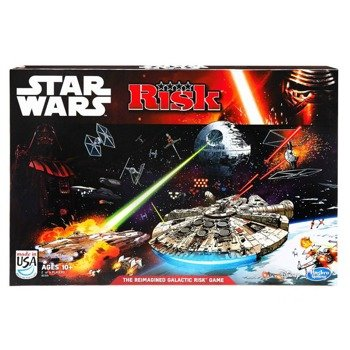 gra planszowa STAR WARS EPISODE VII BOARD GAME RISK, English Version