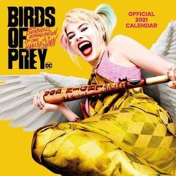 kalendarz BIRDS OF PREY 2021