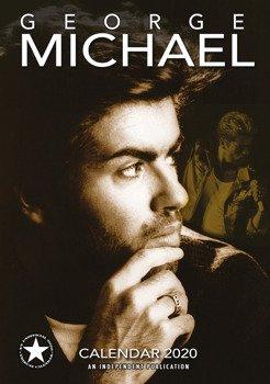 kalendarz GEORGE MICHAEL 2020