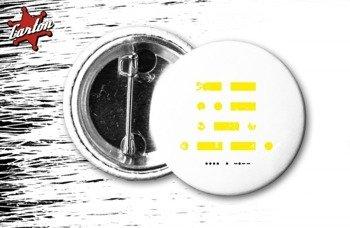 kapsel HEY - MURP biało-żółty