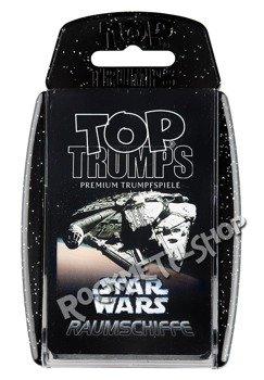 karty STAR WARS - VEHICLES TOP TRUMPS