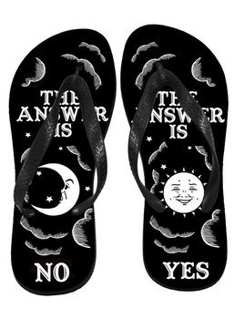klapki japonki DARKSIDE - THE ANSWER IS YES NO