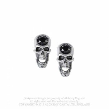kolczyki SCREAMING SKULL EAR (PARA)