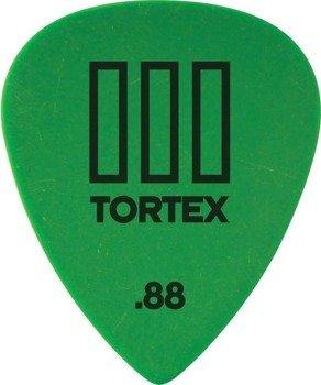 kostka gitarowa DUNLOP - TORTEX III 0,88mm