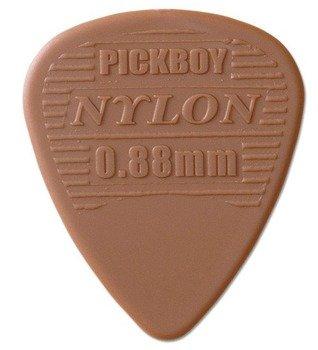 kostka gitarowa PICKBOY Classic NYLON 0,88mm