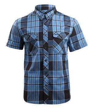 koszula ROADSTAR SHIRT, 1/2 SLEEVE - INDIGO