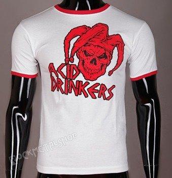koszulka ACID DRINKERS - STAY white