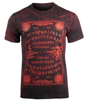 koszulka AMENOMEN - OUIJA 3 (OMEN114KM ALLPRINT RED)