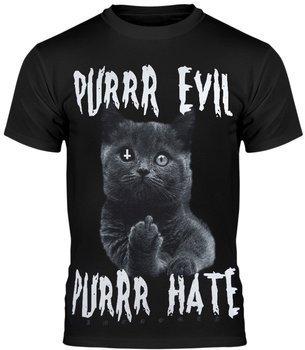 koszulka AMENOMEN - PURRR EVIL, PURRR HATE (OMEN157KM)